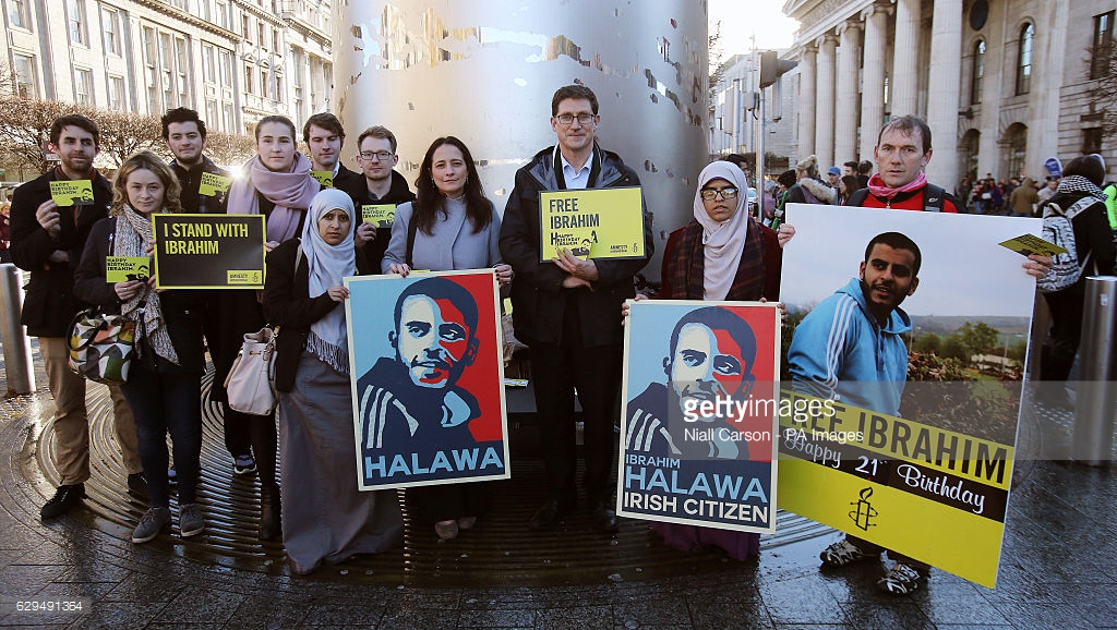 23rd delay shows Government must increase pressure on Egypt in Ibrahim Halawa case